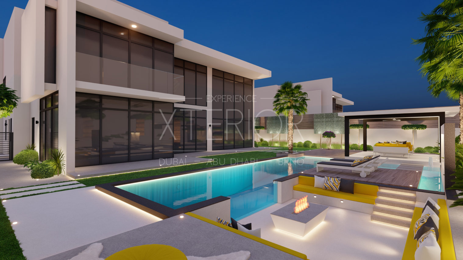 pool construction company Abu dhabi