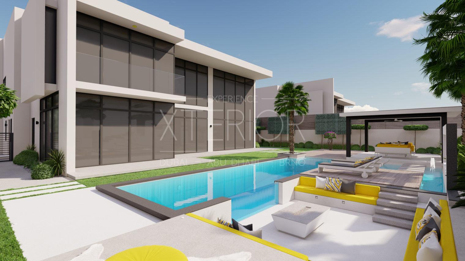 Swimming pool construction company Abu dhabi