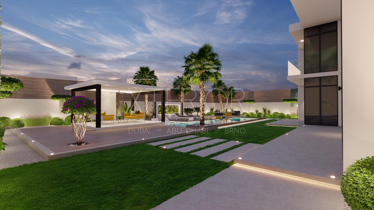 Landscape Design Companies in dubai