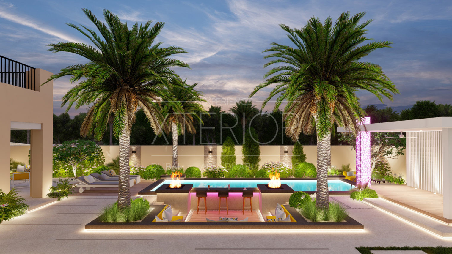 swimming pool and landscape design and build company