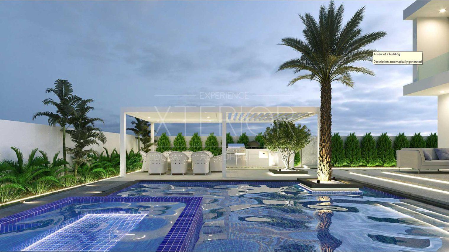 pool and pergola design company