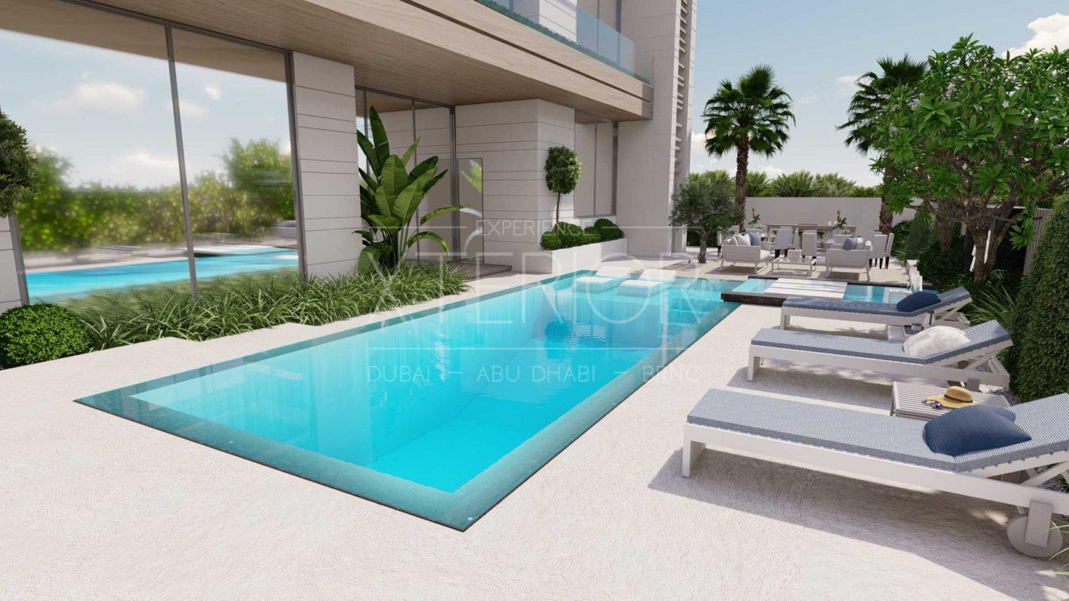 Pool Construction Company